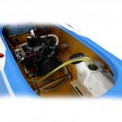 Радиоуправляемый катер Joysway Silverline-фото 7