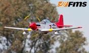 Радиоуправляемая модель самолета P-51D Mustang V7 Red Tail-фото 6