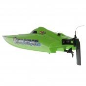 Радиоуправляемый катамаран Joysway Green Sea Rider MK2-фото 2