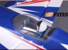 Пилотажная модель самолета FMS Extra 300 PNP-фото 4