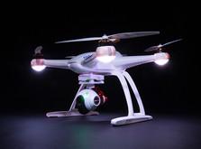 Квадрокоптер Blade Chroma с камерой 1080p CGO2+ и радиоаппаратурой ST10+ RTF-фото 18