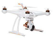Квадрокоптер Blade Chroma с камерой 1080p CGO2+ и радиоаппаратурой ST10+ RTF-фото 4