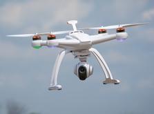 Квадрокоптер Blade Chroma с камерой 1080p CGO2+ и радиоаппаратурой ST10+ RTF-фото 35