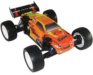 Автомобиль ACME Racing Dominator Brushless 4WD 1:8 2.4GHz EP (Orange RTR Version)