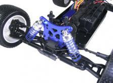 Автомобиль ACME Racing Dominator Brushless 4WD 1:8 2.4GHz EP (Orange RTR Version)-фото 2