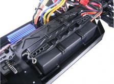 Автомобиль ACME Racing Dominator Brushless 4WD 1:8 2.4GHz EP (Orange RTR Version)-фото 4