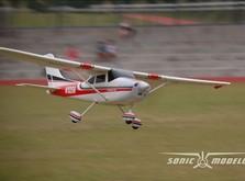 Радиоуправляемая модель-копия Cessna182 V1 PNP 1410 ммV1-фото 1