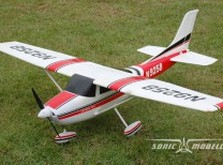 Радиоуправляемая модель-копия Cessna182 V1 PNP 1410 ммV1-фото 7