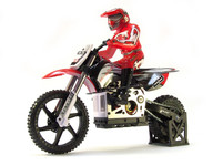Радиоуправляемый мотоцикл Himoto Burstout MX400