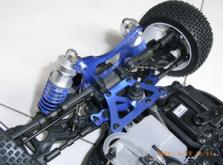 Автомобиль ACME Racing Warrior 4WD 1:8 2.4GHz Nitro 0.21cui (RTR Version)-фото 4