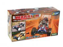 Автомобиль ACME Racing Warrior 4WD 1:8 2.4GHz Nitro 0.21cui (RTR Version)-фото 3