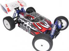 Автомобиль ACME Racing Warrior 4WD 1:8 2.4GHz Nitro 0.21cui (RTR Version)-фото 7