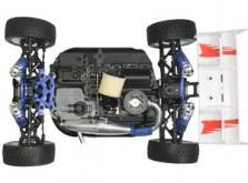 Автомобиль ACME Racing Warrior 4WD 1:8 2.4GHz Nitro 0.21cui (RTR Version)-фото 2