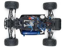 Радиоуправляемая модель трагги Jato 3,3 Nitro Stadium Truck-фото 3