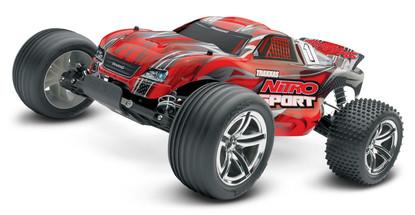 Трагги на радиоуправлении Nitro Sport Stadium Truck 1:10 RTR