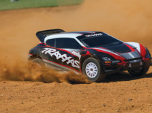 Автомобиль Traxxas Rally Racer VXL Brushless 1:10 RTR-фото 2
