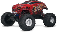 Радиоуправляемый монстр Traxxas Craniac Monster 1:10 RTR