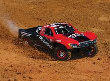 Радиоуправляемая модель трагги Traxxas Slayer Pro Nitro Short Course 1:10 RTR-фото 2