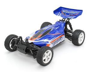 Автомобиль ACME Racing Bullet Brushless 4WD 1:10 2.4GHz EP (Blue RTR Version)