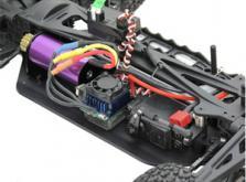Автомобиль ACME Racing Bullet Brushless 4WD 1:10 2.4GHz EP (Blue RTR Version)-фото 7