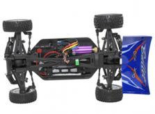 Автомобиль ACME Racing Bullet Brushless 4WD 1:10 2.4GHz EP (Blue RTR Version)-фото 8