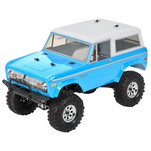 Автомобиль Vaterra 1972 Ford Bronco Rock Crawler 1:10 RTR 2,4 ГГц