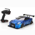 Автомобиль Vaterra 2012 Nissan GT-R Nismo GT3 1:10 4WD RTR