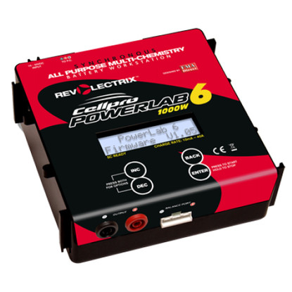 Зарядное устройство Revolectrix Cellpro PowerLab 6