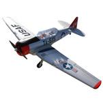 Радиоуправляемый самолёт Dynam AT-6 Texan RLG RTF