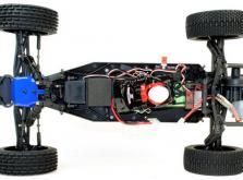 Автомобиль ACME Racing Flash 2WD 1:10 2.4GHz EP (Blue RTR Version)-фото 5