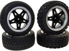 Автомобиль ACME Racing Flash 2WD 1:10 2.4GHz EP (Blue RTR Version)-фото 6