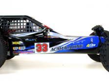 Автомобиль ACME Racing Flash 2WD 1:10 2.4GHz EP (Blue RTR Version)-фото 2