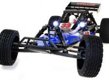 Автомобиль ACME Racing Flash 2WD 1:10 2.4GHz EP (Blue RTR Version)-фото 8