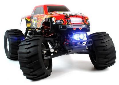 Автомобиль ACME Racing Circuit Thrash 2WD 1:10 2.4GHz EP (RTR Version)