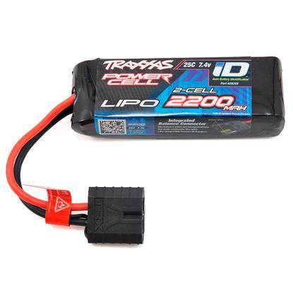 Аккумулятор Traxxas Li-PO 7,4 В 2200 мАч 25C