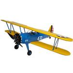 Самолет Sonic Modell PT-17 Stearman Brushless PNP 1200 мм 2,4 ГГц