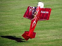 Акробатический самолёт Precision Aerobatics Addiction 1000 мм KIT