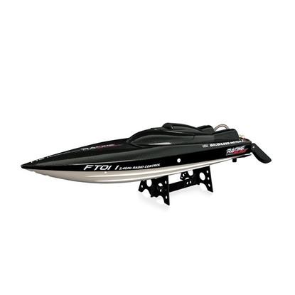 Радиоуправляемый катер Fei Lun FT011 Racing Boat 65см 2.4GHz с бесколлекторным электродвигателем.