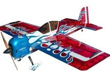 Радиоуправляемый самолёт Precision Aerobatics Addiction XL 1500мм KIT-фото 3