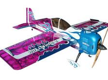 Радиоуправляемый самолёт Precision Aerobatics Addiction XL 1500мм KIT-фото 4