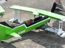 Самолёт на радиоуправлении Precision Aerobatics Ultimate AMR 1014 мм KIT-фото 1