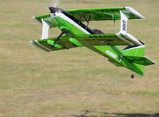 Самолёт на радиоуправлении Precision Aerobatics Ultimate AMR 1014 мм KIT-фото 3
