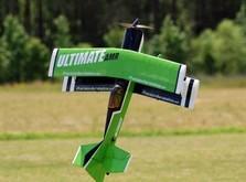 Самолёт на радиоуправлении Precision Aerobatics Ultimate AMR 1014 мм KIT-фото 4