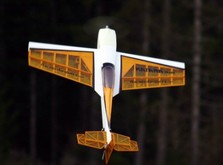 Самолёт на радиоуправлении Precision Aerobatics Katana Mini 1020 мм KIT-фото 1