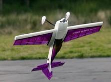 Самолёт на радиоуправлении Precision Aerobatics Katana Mini 1020 мм KIT-фото 6