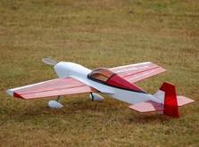 Самолёт на радиоуправлении Precision Aerobatics Katana Mini 1020 мм KIT-фото 3