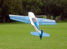 Самолёт на радиоуправлении Precision Aerobatics Katana Mini 1020 мм KIT-фото 7