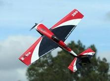 Радиоуправляемый самолёт Precision Aerobatics Extra 260 1219 мм KIT-фото 1