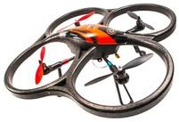 Квадрокоптер на радиоуправлении WL Toys V393 Cyclone бесколлекторный