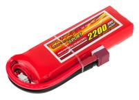 Аккумулятор Dinogy Li-Pol 2200mAh 7,4V